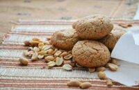 Арахисовое печенье — сытное лакомство к чаю и не только
