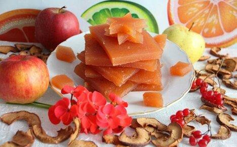 Как приготовить вкусный мармелад из яблок на зиму
