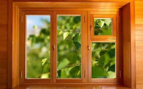 Достоинства применения деревянных окон