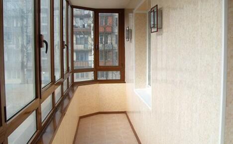 Чем обшить балкон внутри и снаружи — делаем правильный выбор