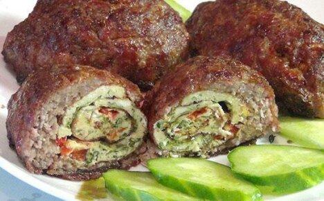 Полет кулинарной фантазии — мясные зразы
