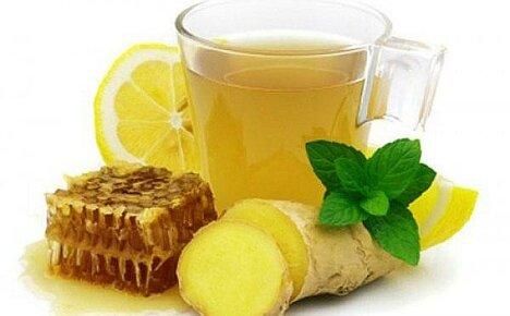 Имбирный лимонад — напиток для здоровья