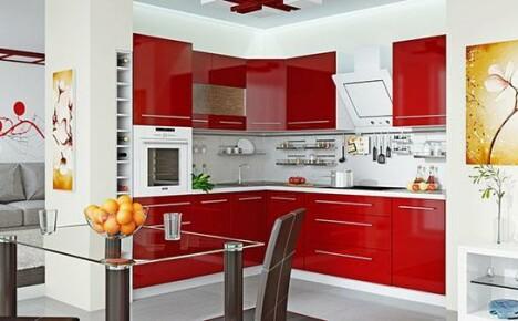 Кухонный гарнитур — выбор миллионов, но лишь достоинство некоторых