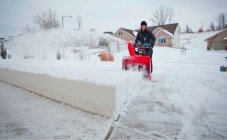 Правила выбора снегоуборочной техники для дачи