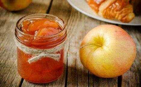 В помощь каждой хозяюшке — рецепты варенья из яблок