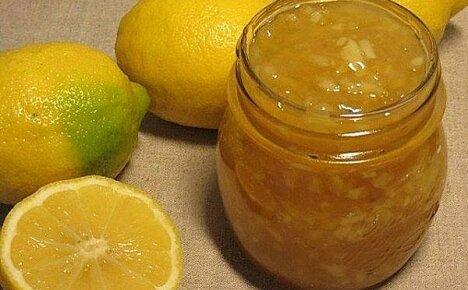 Как приготовить дома вкусный и полезный лимонный джем
