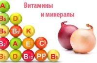 Какие витамины в луке — полезные головки, перья и шелуха