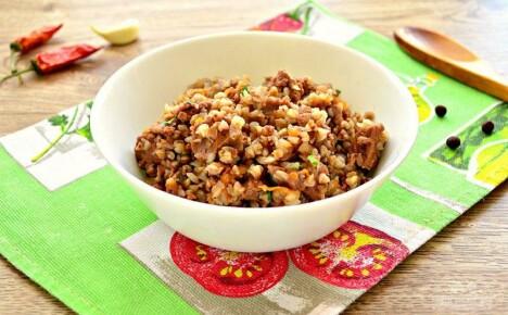 Рецепты гречки с тушенкой — простого и аппетитного блюда