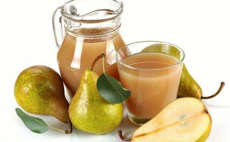 Вкусные рецепты на зиму: грушевый сок через соковыжималку