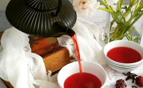 Полезные свойства и противопоказания чая каркаде – о чем нужно знать любителям напитка