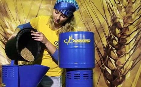 Как выбрать зернодробилку для личного пользования