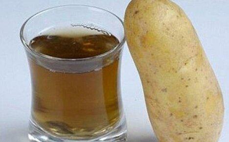 Используем картофельный сок, польза и вред которого хорошо изучены