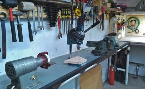 Оригинальные самоделки для гаража – лучший способ обустроить рабочую зону