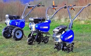 Техника для обработки земли – культиваторы фирмы MasterYard
