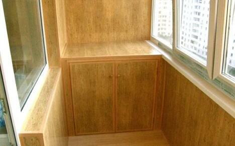 Вагонка для балкона — отличный выбор для внутренней обшивки