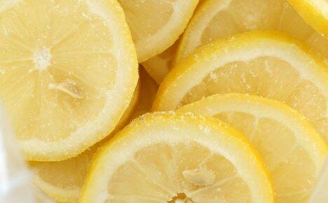 Чем ценен для организма замороженный лимон и способы его приготовления