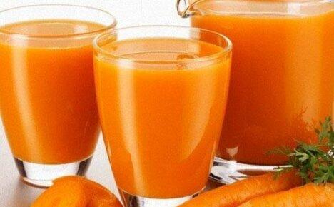 Как сделать морковный сок на зиму в домашних условиях, варианты приготовления смеси соков