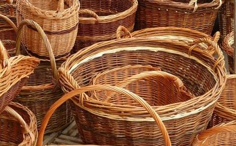 Что нужно знать о плетении корзин из ивы: материалы, технологии, процесс изготовления