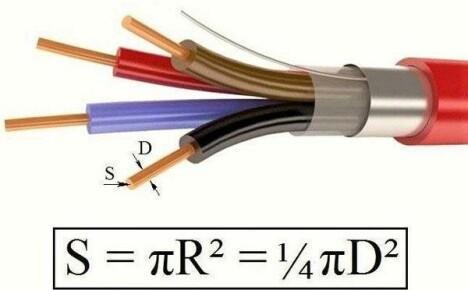 Как правильно выбрать сечение провода