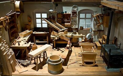 Оборудуем домашнюю мастерскую деревообрабатывающими станками
