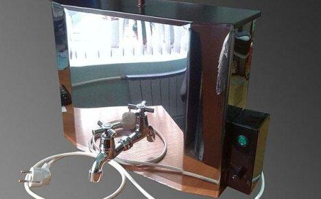 Покупаем для дачи водонагреватель наливной с нагревателем