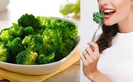 Химический состав и польза брокколи для организма