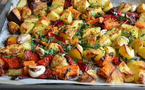 Самые вкусные рецепты приготовления запеченных в духовке овощей