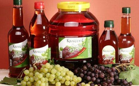 Применение виноградного уксуса в кулинарных и лечебных целях