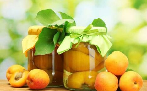 Витаминный компот из абрикосов на зиму