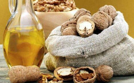 Все о полезных свойствах масла грецких орехов