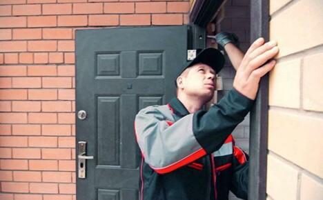 Самостоятельная установка входной двери