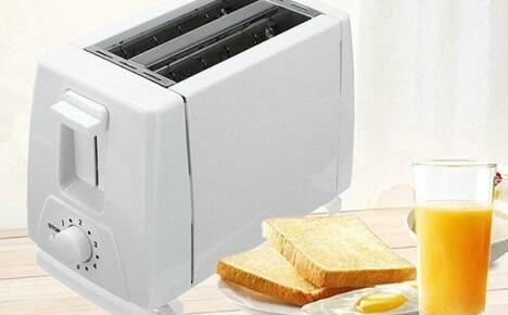 Незаменимая вещь для завтрака — тостер из Китая