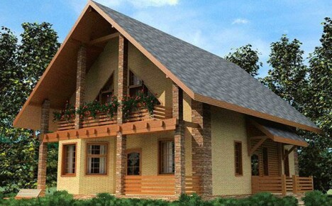 Красивая и надежная двускатная крыша своими руками
