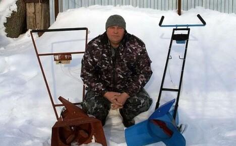 Как сделать надежный снегоуборщик своими руками