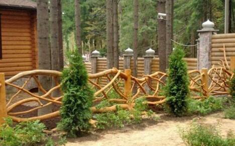 Идеи для самодельных оград от зарубежных фермеров