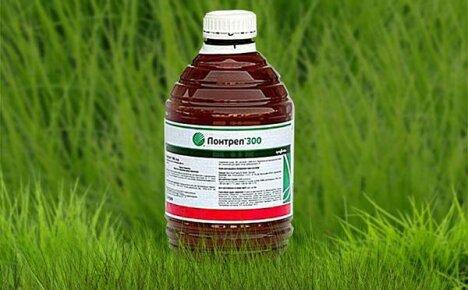 Инструкция по применению препарата Лонтрел 300 в борьбе с сорняками