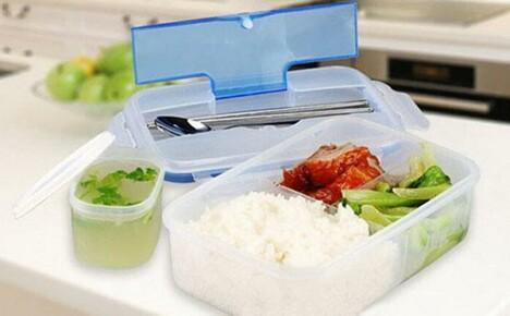 Ланч-бокс из Китая и ваш обед всегда под рукой