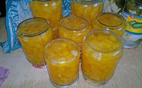 Как приготовить варенье из патиссонов с лимоном и другими добавками?