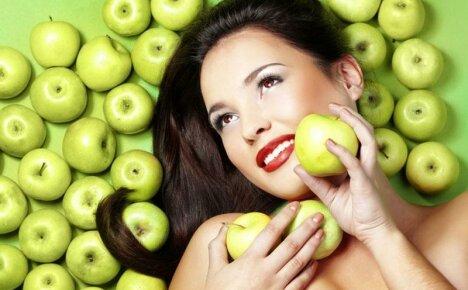 Маска из яблок: полезные свойства, эффективные рецепты, противопоказания