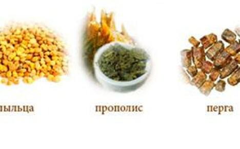Продукты пчеловодства и их использование человеком