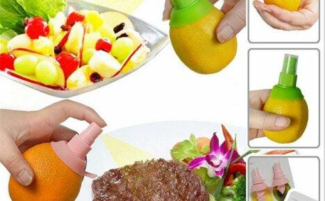 Выбираем практичную цитрусовую соковыжималку для лимона из Китая
