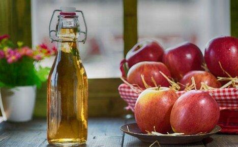 Яблочный уксус для похудения: как пить?