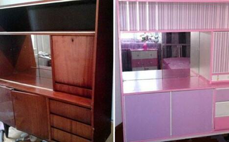 Переделка мебели своими руками — эффективный метод обновить домашний интерьер