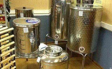 Емкость для брожения вина на торговой площадке Алиэкспресс