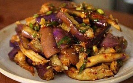 Популярные рецепты баклажанов по-корейски