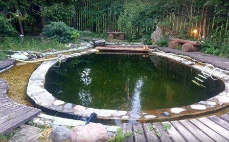 Советы по обустройству бассейна на дачном участке