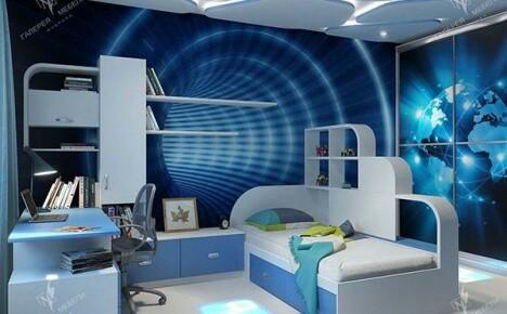 Комната для мальчика: самые популярные варианты дизайна