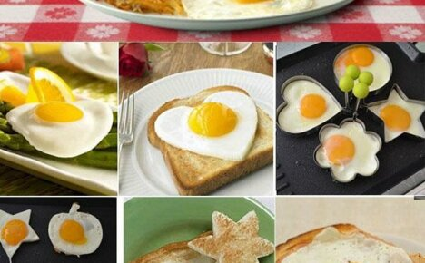 Красиво жарим яичницу в форме из Китая