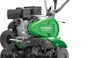Обзор культиватора Caiman NEO 505 C3