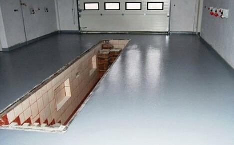 Как правильно залить бетонный пол в гараже самостоятельно